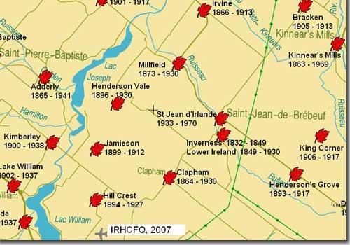 Quebec Railways Historical Research Institute Data Bases